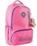 Рюкзак подростковый для девочки OXFORD