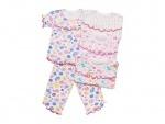 Пижама летняя для девочек р. 60