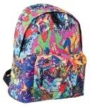 Рюкзак подростковый Crazy