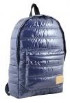 Рюкзак фиолетовый дутый