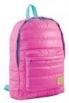 Рюкзак дутый розовый