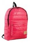 Рюкзак дутый красный