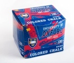 "Мел цветной круглый 100 шт. ""Oxford"""