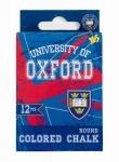 "Мел цветной 12 шт. ""Oxford"""