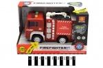 Детская Пожарная машинка инерционная