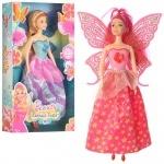 Кукла Фея с крыльями, светится