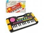 Синтезатор игрушечный, 31 клавиша