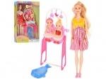 Кукла с дочками