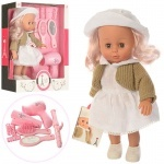 Кукла с набор парикмахера