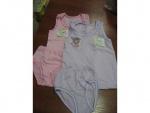 Комплект нижнего белья для девочки р. 60 ( 86см-98см )