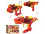 Трансформер детский пистолет+динозавр