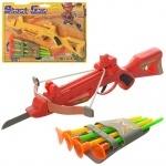 Арбалет игрушечный, пули-присоски