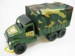 """Машина игрушечная """"Волант фургон"""", военный"""