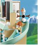 Конструктор Леле замок принцессы Frozen
