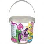 Мелки цветные Jumbo 15 штук в ведре My Little Pony