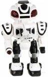 """Робот """"Android"""" стреляющий дисками, черно-белый"""