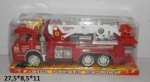 Детская Пожарная машина инерционная