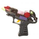 Пистолет игрушечный музыкальный