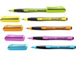 Ручка-роллер Tornado cool для левшей, синяя