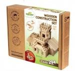 Конструктор деревянный IGROTECO Замок