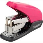Степлер Axent Shell PS, №24/6, 20 листов, розовый