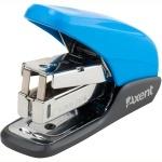 Степлер Axent Shell PS, №24/6, 20 листов, голубой