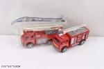 Игрушка Пожарная техника инерционная