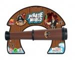 Игрушечная подзорная труба пиратская