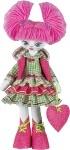 """Набор для шитья текстильных кукол """"Милашка"""""""