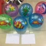 """Мяч детский 9"""" с животными"""