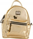 "Сумка - рюкзак ""Mirorr gold"""