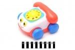 Каталка-телефон детская