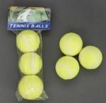 Теннисный мячи 3шт в наборе