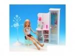 Мебель для кукол шкаф