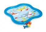 "Детский бассейн ""Square Baby Spray Pool"" Рыбки Интекс"