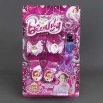 Игровой набор аксессуаров для девочки