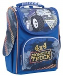 """Рюкзак каркасный H-11 """"Monster Truck"""""""