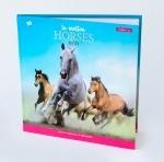 """Блокнот 96 листов """"Horses"""""""