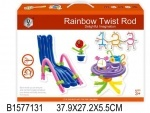 Конструктор гибкий Rainbow Twist Rod 100 деталей