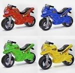 Детский мотоцикл-каталка музыкальный в ассортименте