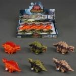 Игрушка динозавр заводной