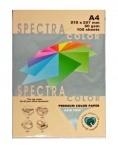"""Бумага """"Sinar spectra"""" А4 500 листов Персиковая"""
