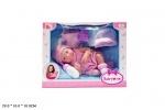 Кукла-пупс 14 см новорожденный