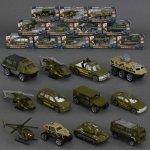 Игрушечный военный транспорт в ассортименте