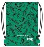 """Эко-рюкзак """"Листья папоротника"""""""