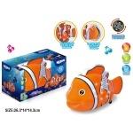 Игрушка Рыбка музыкальная Nemo