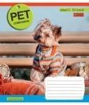 Тетрадь в клеточку А5/36 Pet companion