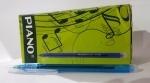 Ручка шариковая Piano Simple - блок