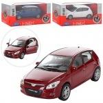 Машинка игрушечная металлическая Hyundai i30