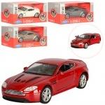 Машинка игрушечная металлическая Aston Martin